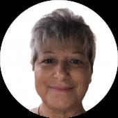 Adeline Silva est la secrétaire de groupe Manet nettoyage